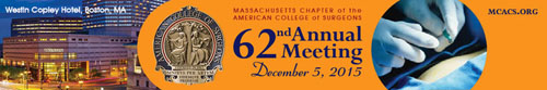 62nd Annual Meeting December 5, 2015 Westin Copley Hotel, Boston, Massachusetts