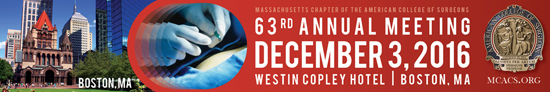63rd Annual Meeting December 3, 2016 Westin Copley Hotel, Boston, Massachusetts
