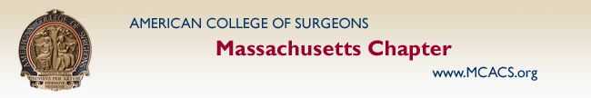 Massachusetts Chapter of the American College of Surgeons (MCACS)